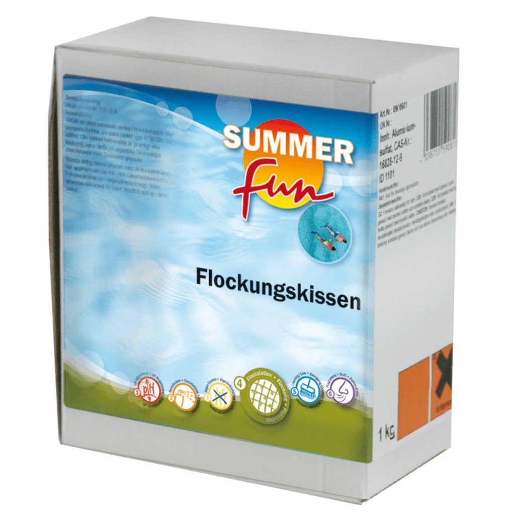 Afbeelding van Summer Fun Floc Cartouche 1 kg 8 x 125g