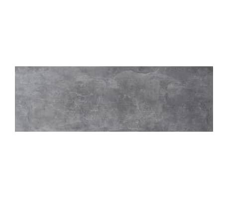 FMD Prie sienos mont. sulankstomas staliukas, betono sp.[4/6]