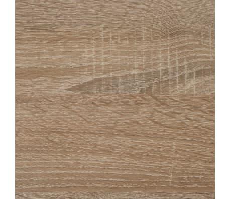 FMD Wandtafel inklapbaar eikenkleur 658-001[4/5]
