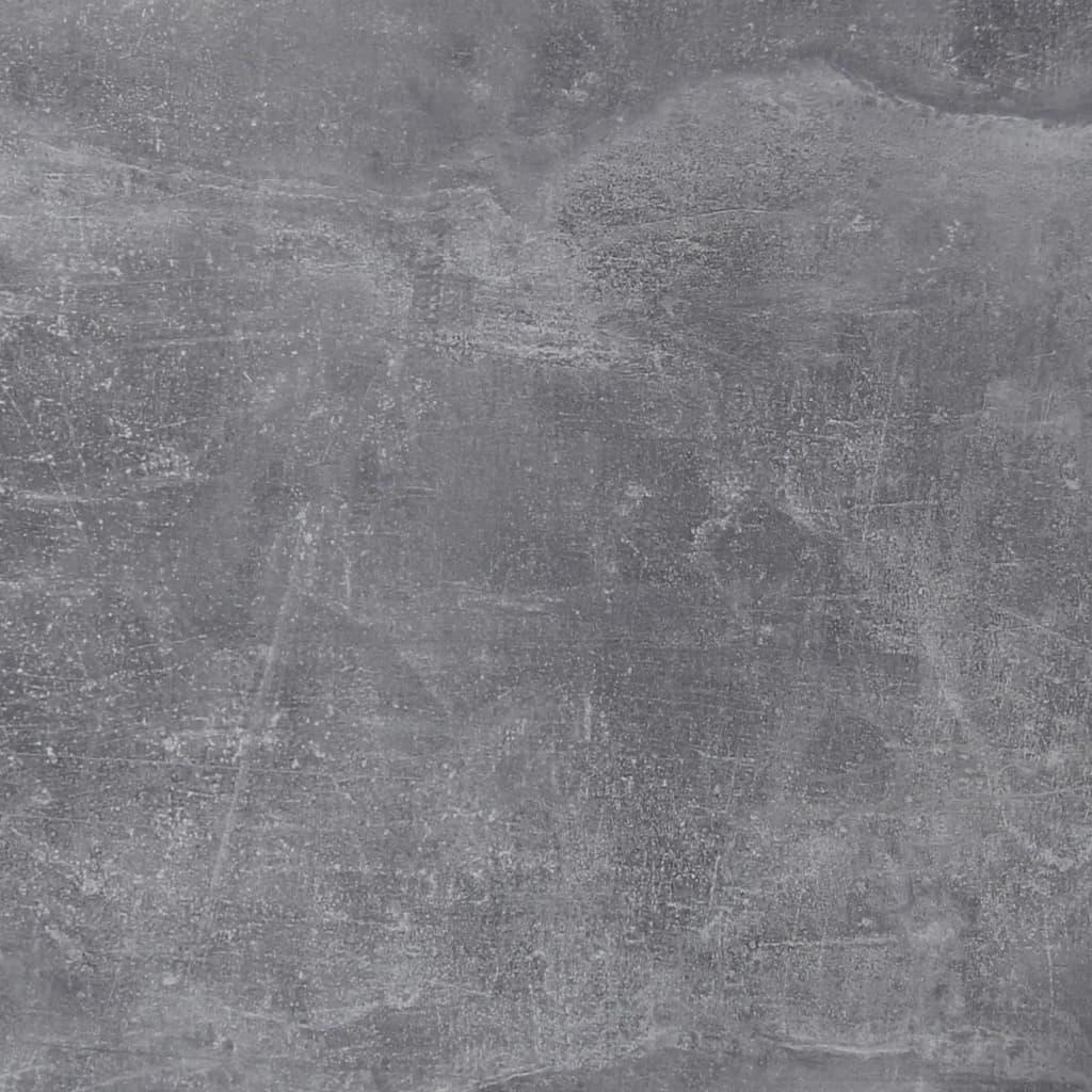 FMD seinale kinnitatav kokkupandav laud koos riiuliga, betoon