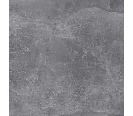 FMD Armoire avec 2 portes 80 x 34,9 x 89,9 cm Blanc et béton[4/5]