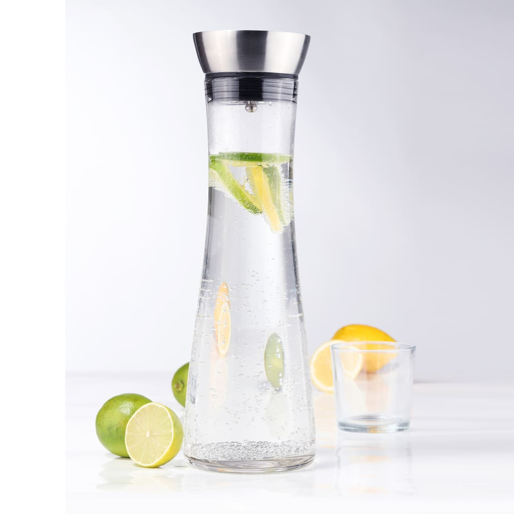 HI Decantor de apă cu gură de scurgere, transparent, 1 L poza 2021 HI