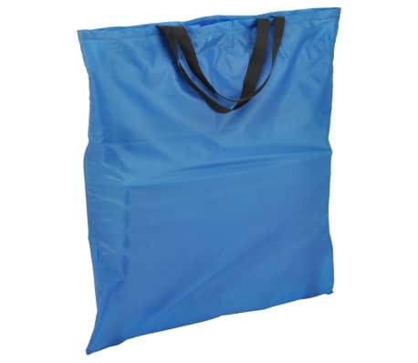 HI Chaise tapis de plage pliable PVC Bleu[4/5]