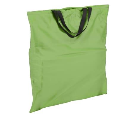 HI Chaise tapis de plage pliable PVC Vert[4/5]