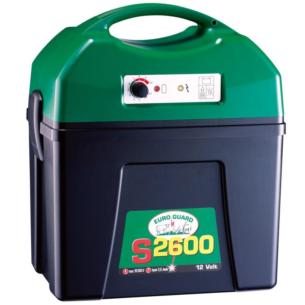 Afbeelding van Kerbl Elektrische Omheining Energiser Euro Guard S 2600 392260