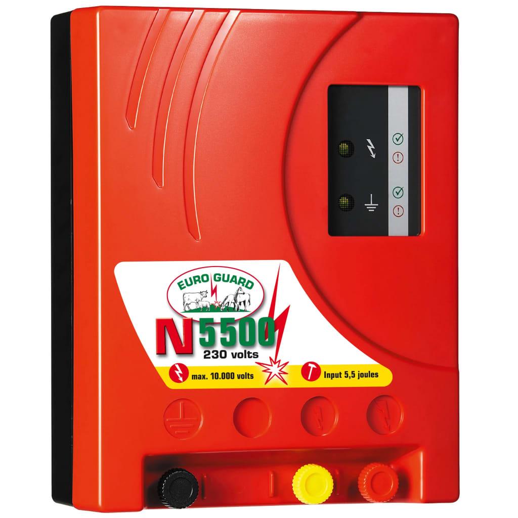 """Afbeelding van Kerbl Electric Hence Energiser \""""Euro Guard N 5500\"""" Red 392055"""