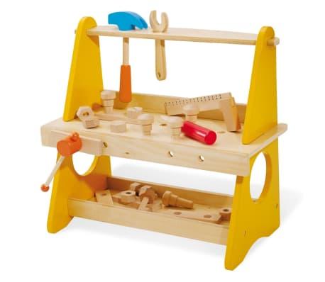 Pinolino Établi jouet Basti