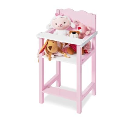 Pinolino Haute chaise pour poupée Jasmin