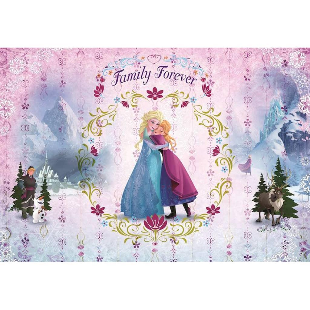 KOMAR papierbehang Frozen Family Forever, 368x254 cm