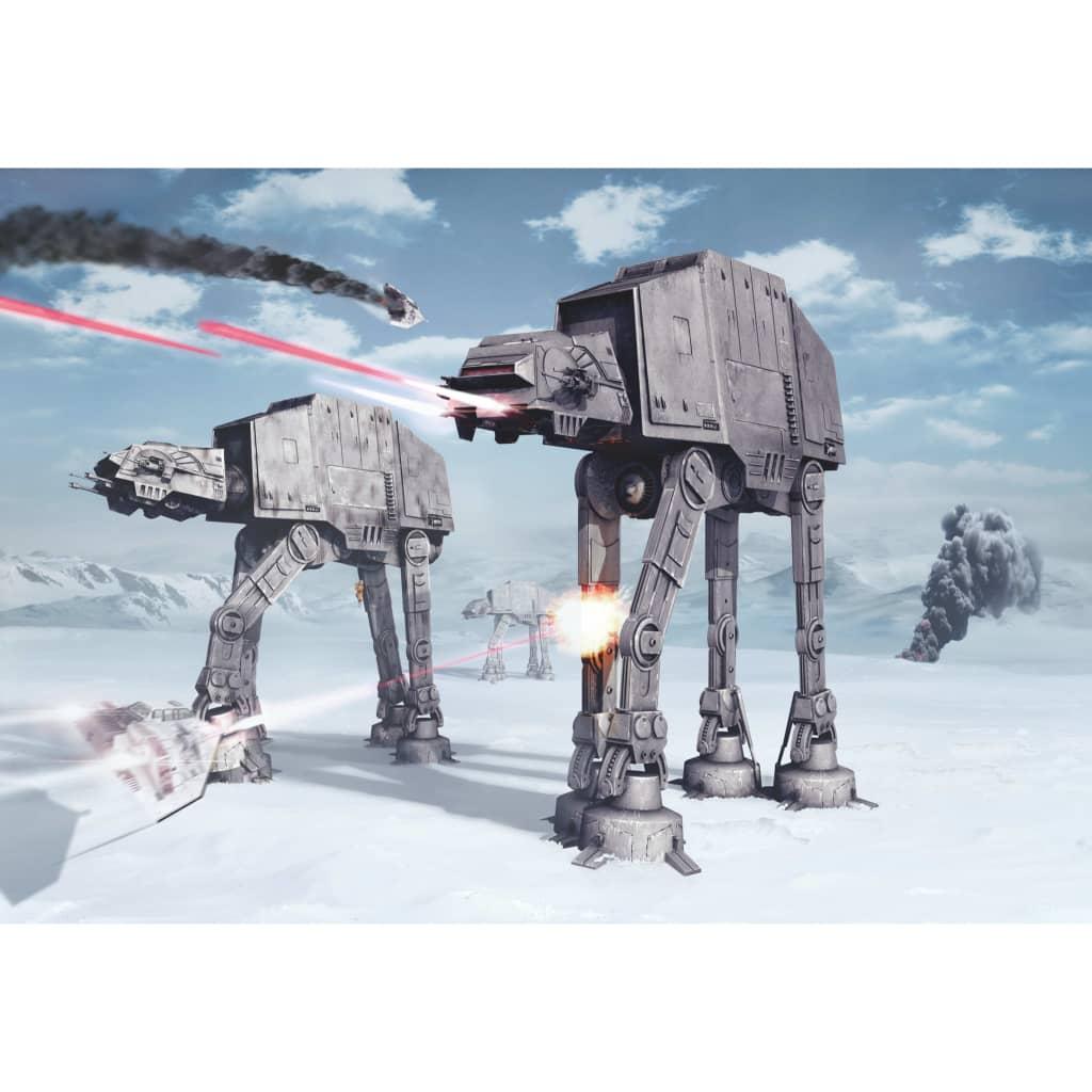 Komar Fototapet mural Star Wars Battle of Hoth 368 x 254 cm 8-481 vidaxl.ro