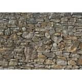 "Komar Fototapete ""Stone Wall"" 368 x 254 cm 8-727"