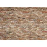 Komar Fototapeta Exposed Brick Wall, 368 x 254 cm, 8-741