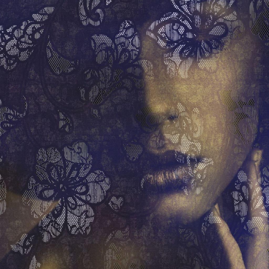 Komar Fototapet mural Lace, 184 x 248 cm vidaxl.ro