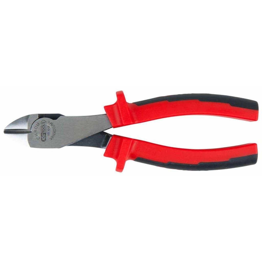 Afbeelding van KS Tools ERGOTORQUE diagonale zijkniptang 180 mm 115.1013