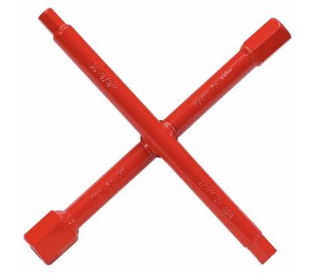 KS Tools Llave en cruz para sanitarios 7 funciones 116.6000[1/2]