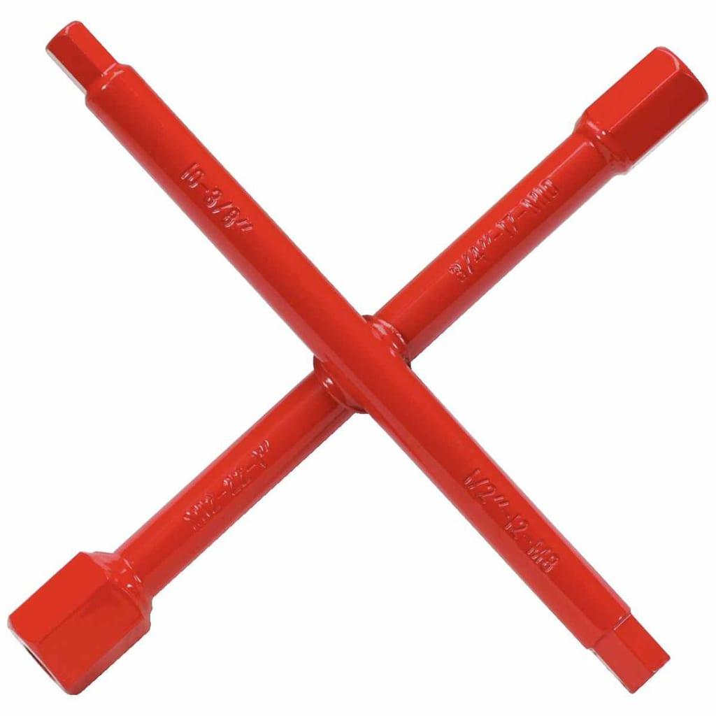 KS Tools Kruissleutel sanitair 7 functies 116.6000
