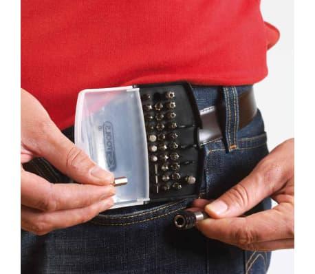 """KS Tools Jeu d'embouts 32 pièces 1/4"""" CLASSIC 911.2060[2/2]"""