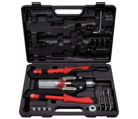 KS Tools Jeu d'outils de rivetage universels 11 pcs 150.9630[2/6]