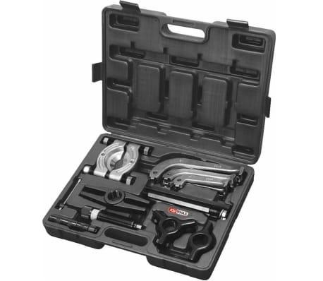 KS Tools Jeu d'extracteur de mâchoires hydraulique 2+3 22 pcs 700.1200[1/9]
