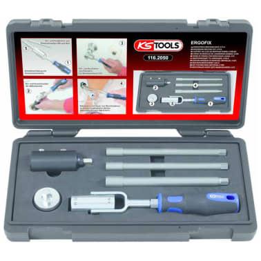 KS Tools Monteringssats för tvättställ 6 delar 116.2050[1/6]