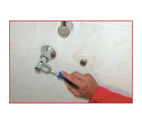 KS Tools Monteringssats för tvättställ 6 delar 116.2050[4/6]