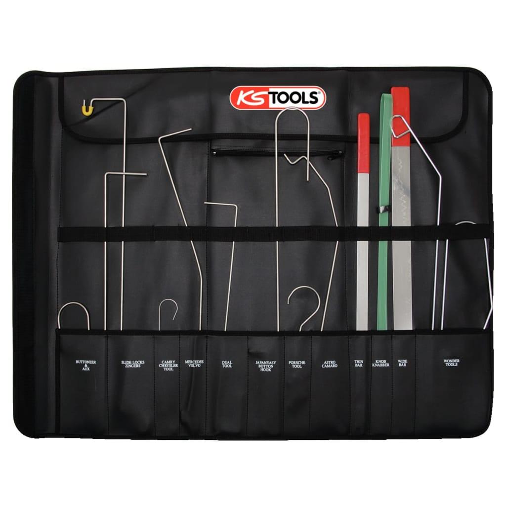 Afbeelding van KS Tools Autodeur opener set