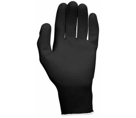KS Tools Gants de travail 12 paires Taille XXL Noir 310.0480[2/3]