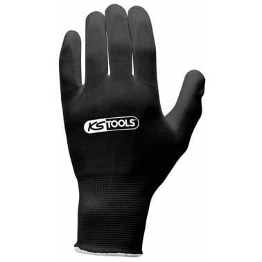 KS Tools Gants de travail 12 paires Taille XXL Noir 310.0480[3/3]