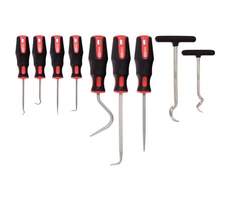 KS Tools Master Haken-Werkzeug-Satz, 9-tlg.[1/2]