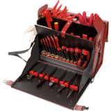 Sacoche d'outils d'electricien isolé 1000V - 53 pcs
