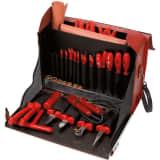 Sacoche d'outils d'electricien isolé 1000V - 36 pcs