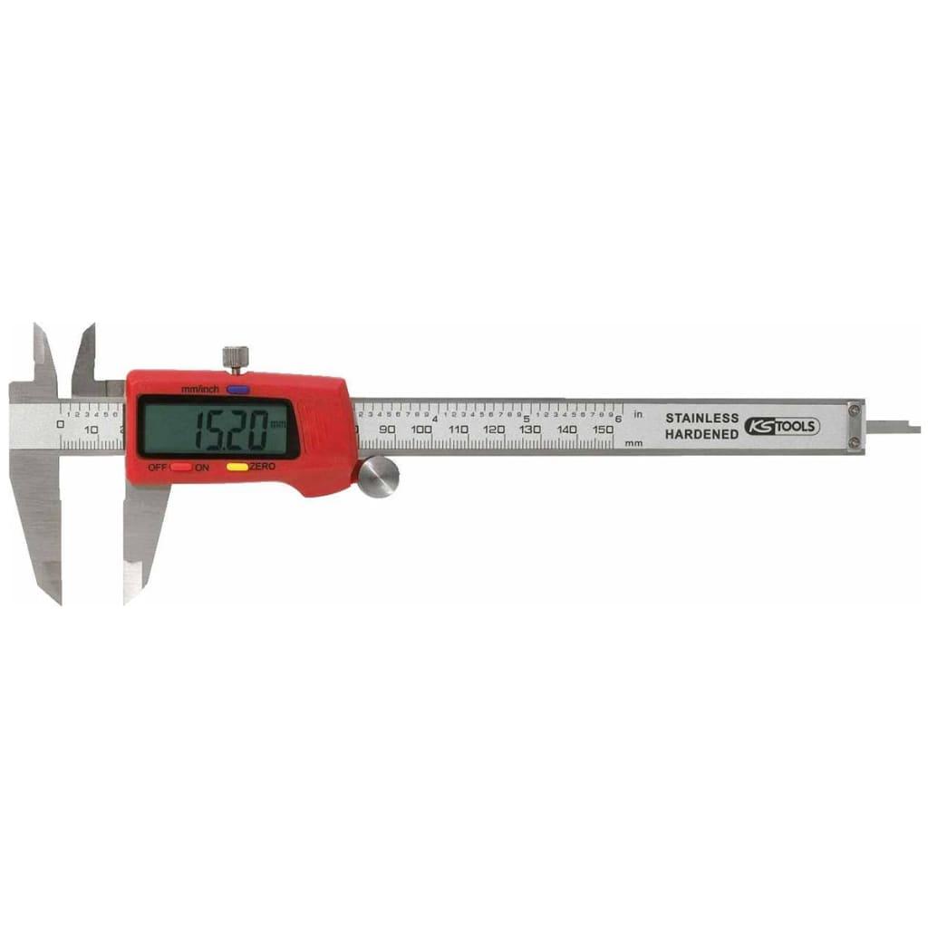 Afbeelding van KS Tools Digitale schuifmaat 0-150 mm 300.0532