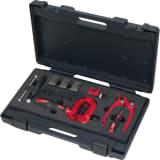 KS Tools Appareil de collet pour durite de frein 15 pièces