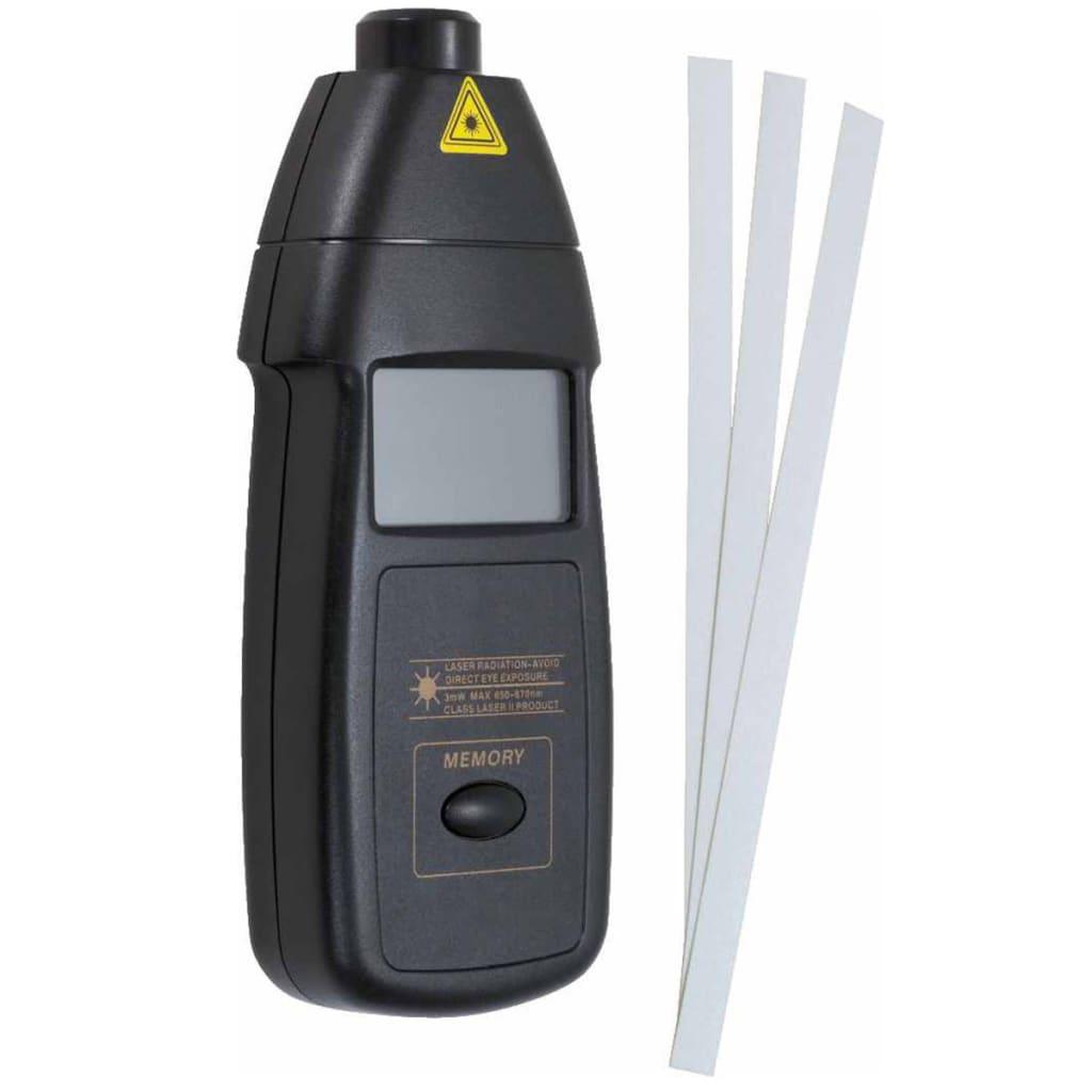 Afbeelding van KS Tools Foto-elektrische toerenteller 50-500 mm 455.0130