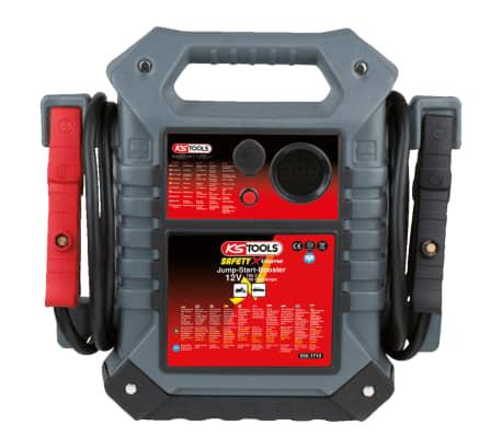 KS Tools Arrancador/ Amplificador de emergencia para coche, 12V, 700MA[2/2]
