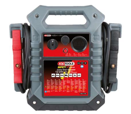 KS Tools Booster de démarrage 12V/24V,1400/700 A[1/2]
