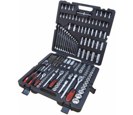 """KS Tools 216-tlg. Steckschlüssel-Satz 1/4"""" + 3/8"""" + 1/2"""" 917.0216[1/2]"""