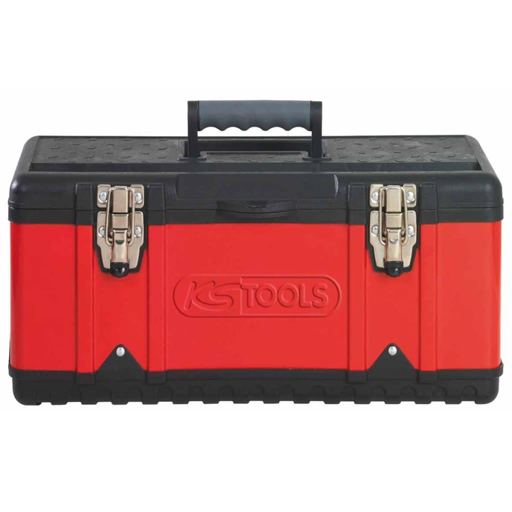 Afbeelding van KS Tools Gereedschapskist 39,5x18x17 cm 30 kg 850.0355