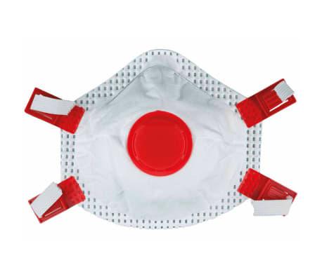 KS Tools Dammfiltermasker 20 st röd 985.1116[2/2]