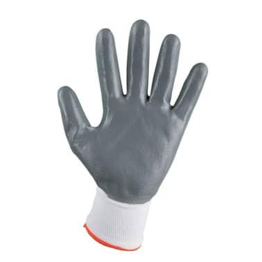 Gants de protection respirants en Nitrile, XL[1/1]