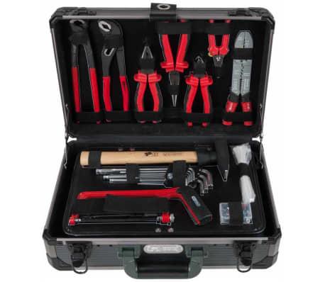 """KS Tools Ensemble d'outils universel 165 pièces 3/8"""" 911.0665[1/10]"""