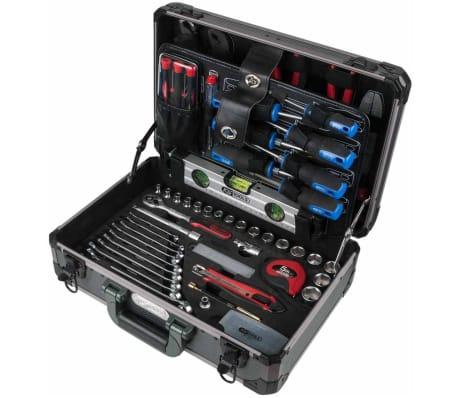 """KS Tools Ensemble d'outils universel 165 pièces 3/8"""" 911.0665[4/10]"""