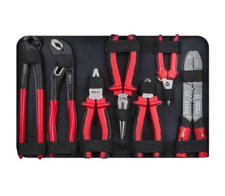 """KS Tools Ensemble d'outils universel 165 pièces 3/8"""" 911.0665[5/10]"""