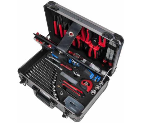 """KS Tools Ensemble d'outils universel 165 pièces 3/8"""" 911.0665[9/10]"""