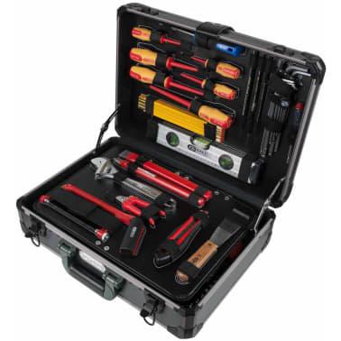 ks tools 128 tlg elektriker werkzeugkoffer 1 4 1 2 911. Black Bedroom Furniture Sets. Home Design Ideas