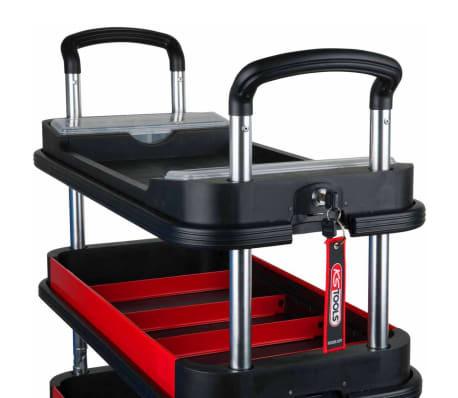 ks tools werkzeugwagen werkstattwagen rollwagen. Black Bedroom Furniture Sets. Home Design Ideas
