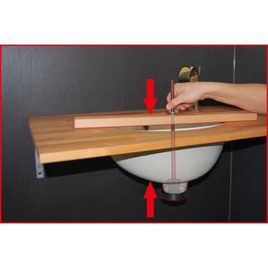 KS Tools Juego de instalación de lavabo de dos piezas 123.0080[4/5]