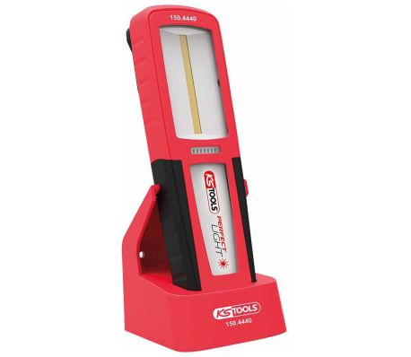 KS Tools PerfectLight Werkstatt-Handlampe 400 Lumen knickbar 150.4440[1/2]