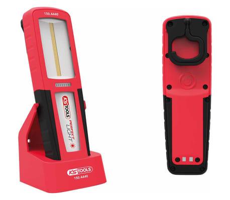 KS Tools PerfectLight Werkstatt-Handlampe 400 Lumen knickbar 150.4440[2/2]