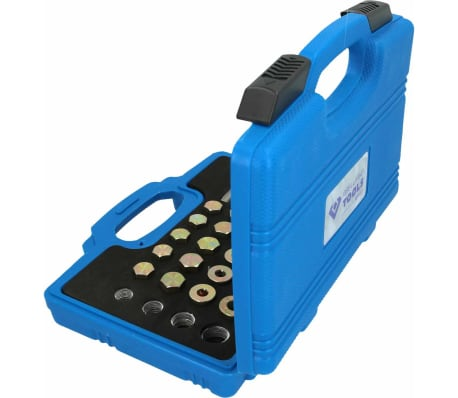 BRILLIANT TOOLS Kit de réparation à filetage pour bac à huile 64 pcs[5/6]